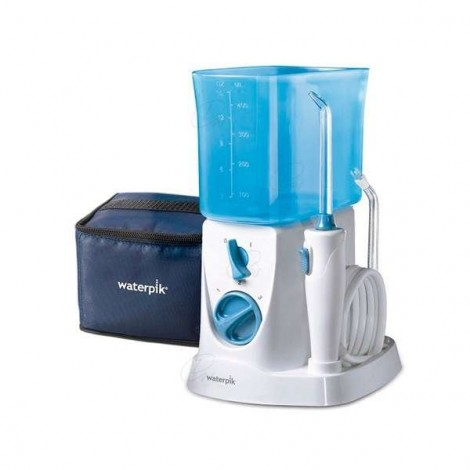 IRRIGADOR BUCAL ELECTRICO WATERPIK WP- 300 TRAVELER VIAJES CON ADAPTADOR