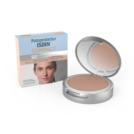Isdin Fotoprotector Compact Arena SPF 50+ 10gr