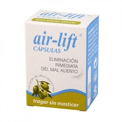 Air-lift 40 cápsulas