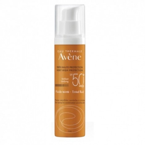 Avène Solar fluido coloreado SPF 50+
