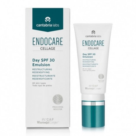 Endocare cellage emulsión día SPF30 50 ml