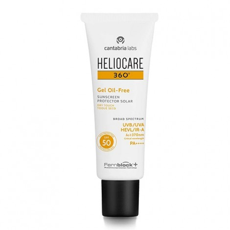 Heliocare 360º SPF 50+ Gel oil free 50ml