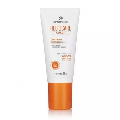 Heliocare Color gel-crema Brown SPF 50 50ml