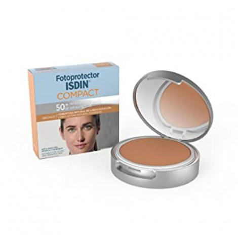 Isdin Fotoprotector Compact Bronce SPF 50+ 10gr