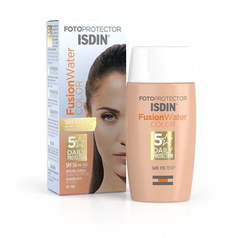 Isdin Fotoprotector Fusion Water Color SPF50+ 50ml