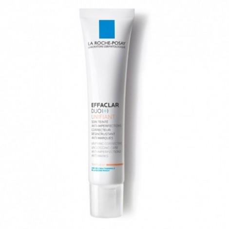 La Roche Posay Effaclar Duo+ Anti-Imperfecciones Tono Light