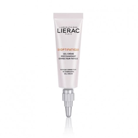 Lierac Dioptifatigue gel crema revitalizante contorno de ojos 15 ml