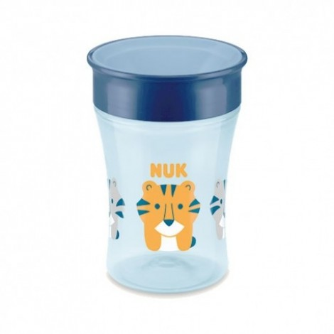 Nuk vaso aprendizaje Magic Cup