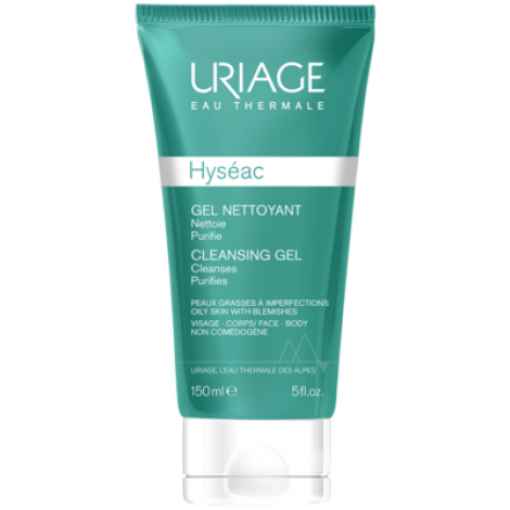 Uriage Hyséac gel limpiador purificante 150 ml
