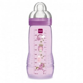 Mam Biberón Easy Active 330ml Rosa