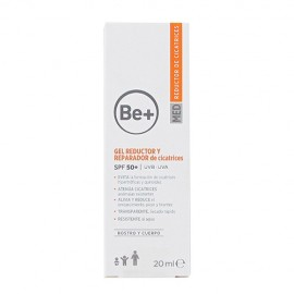 Be+ gel reductor y reparador de cicatrices 20 ml