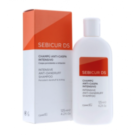 Sebicur DS champú anti-caspa intensivo 125ml