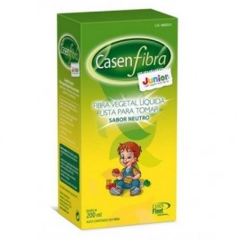CasenFibra Junior Fibra Vegetal líquida sabor neutro 200ml