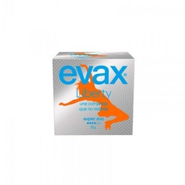 Evax Liberty compresas super alas 11 uds