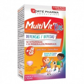 Forté Pharma energy multivit junior 30 comprimidos