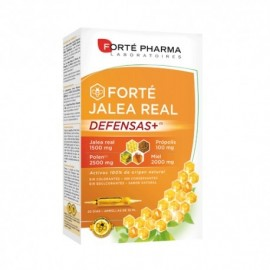 Forté Pharma jalea real defensas 20 ampollas