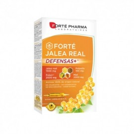 Forté Pharma multivit 4G defensas 30 comprimidos