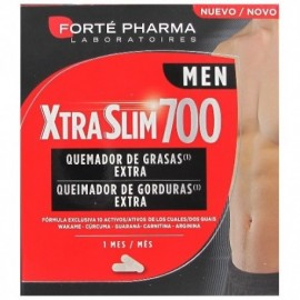 Forté Pharma Xtra Slim 700 Men 120 cápsulas
