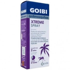Goibi antimosquitos Xtreme Spray