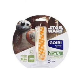 Goibi pulsera citronella Star Wars BB8