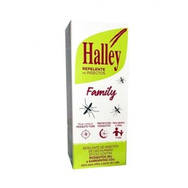 Halley family repelente de insectos 100 ml