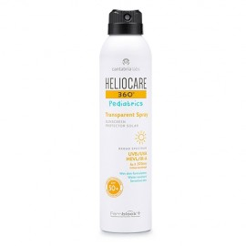 Heliocare 360º Pediatrics Transparent spray SPF 50+ 200ml