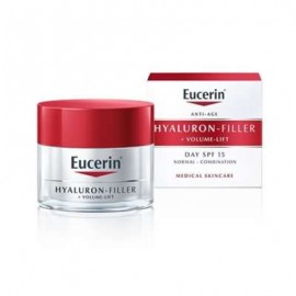 EUCERIN ANTIEDAD VOLUMEN- FILLER CREMA DE DIA PARA P NORMAL Y MIXTA 50 ML