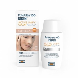 Isdin FotoUltra 100 Active Unify Fusion Fluid Color SPF 100+