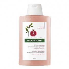 Klorane Champú Granada luminosidad color 400ml