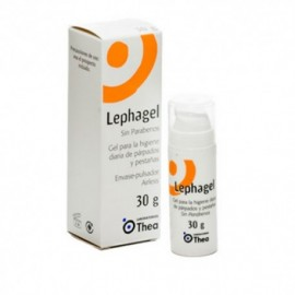 Lephagel Gel parpados y pestañas 30gr