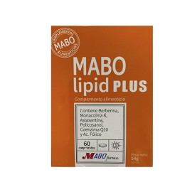 Mabo lipid plus 60 comprimidos