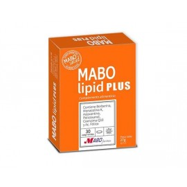 Mabo lipid plus 30 comprimidos