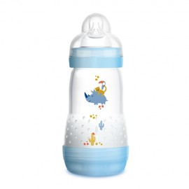 Mam Biberón Easy Start anticólico 260ml Azul