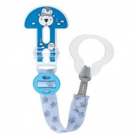 Mam Clip It broche azul