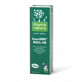 Mama Natura InsectDHU roll-on niños 10 ml