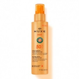 Nuxe Sun leche corporal spray SPF50 150 ml