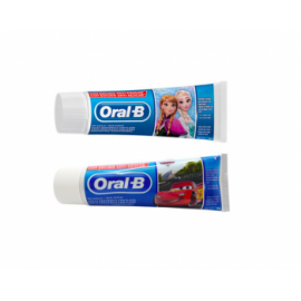 Oral B Pasta dentífrica stages3 Cars/Frozen