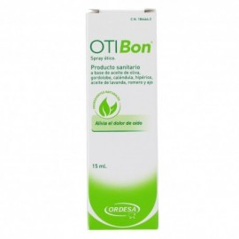Otibon spray ótico 15 ml