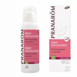 Pranarom Circularom BIO spray piernas ligeras ultra fresco 75ml
