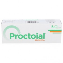 Proctoial gel hemorroidal con aplicador 30ml