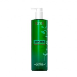 Sensilis Ritual Care gel limpiador purificante 400 ml