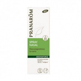 Pranarom Spray nasal descongestiona la nariz BIO 15 ml