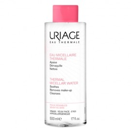 Uriage Agua Micelar Termal pieles sensibles 500ml