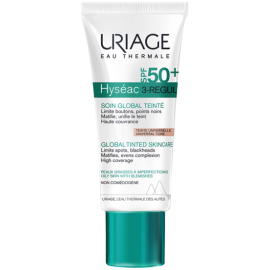 Uriage Hyséac 3-Regul Cuidado con Color SPF30