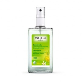 Weleda Desodorante spray de citrus 100ml