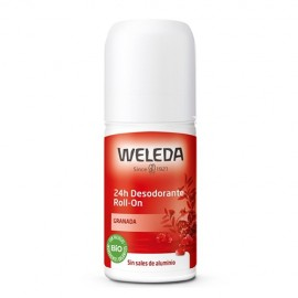 Weleda Desodorante roll-on 24h de granada 50ml