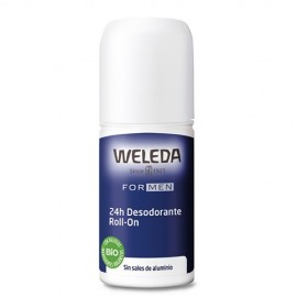 Weleda Desodorante roll-on 24h men 50ml